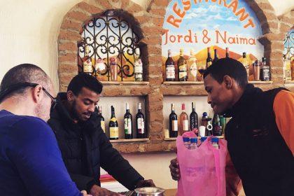 Marokko alkohol